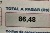 Consumidor em São Paulo paga menos de R$ 100 pela energia elétrica