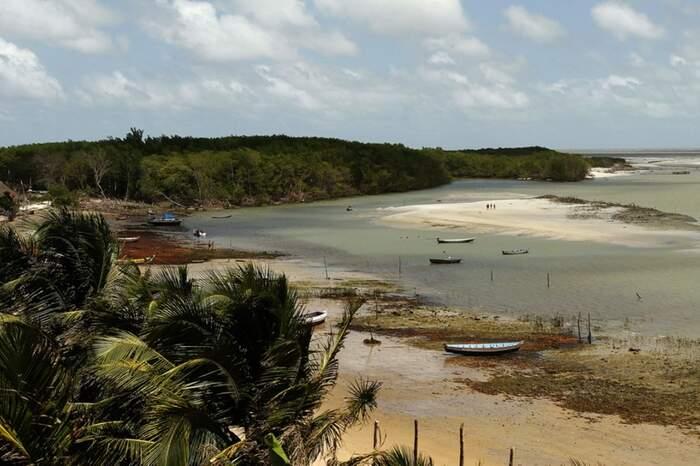 Praia de Fortalezinha
