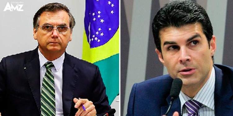 Marcos Corrêa/PR/Flickr e Layse Santos/Conexão AMZ