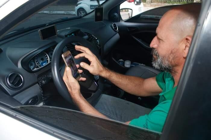 Aplicativo pode ser baixado e usado em acidentes de pequenas proporções e sem vítimas