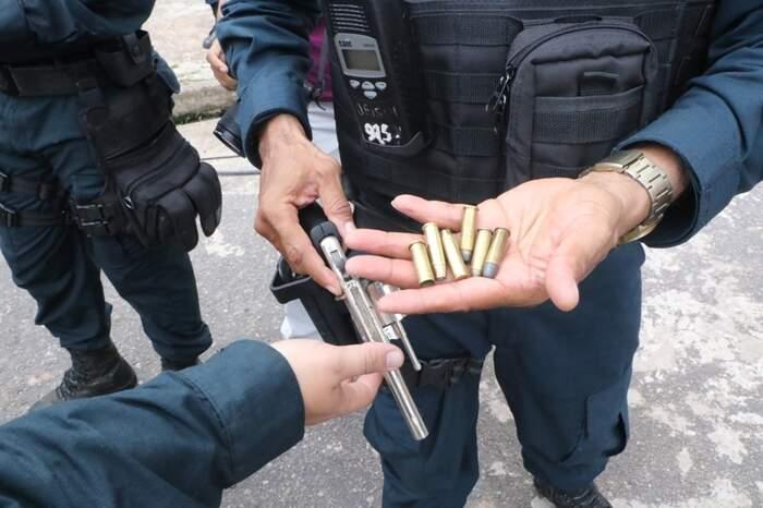 Assalto com refém em outubro, no Icuí-Guajará: dois presos e um assaltante morto