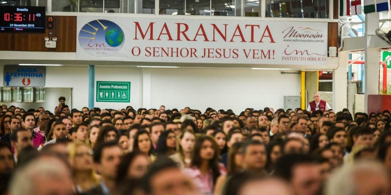 Igreja Cristã Maranata Fala Sobre Volta De Jesus Para
