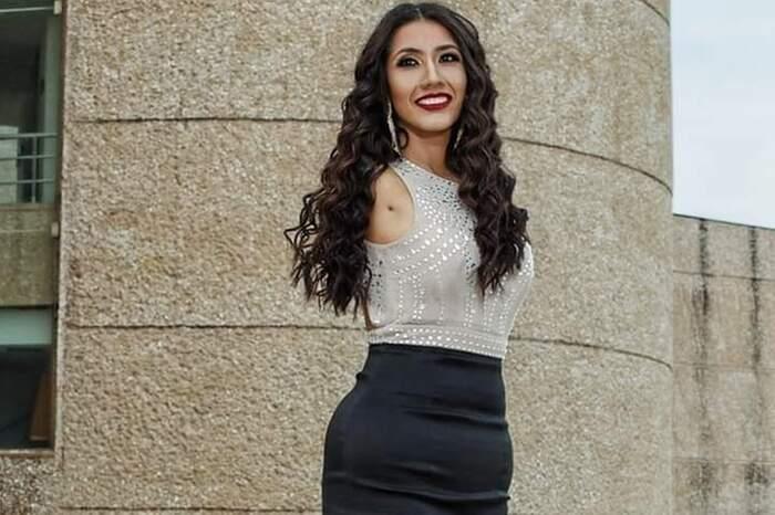 Ana Gabriela Molina é exemplo de superação