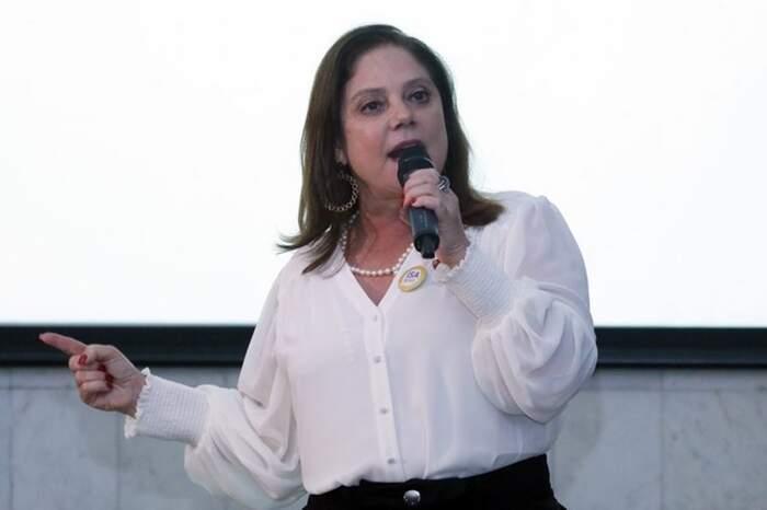 """Soraya Santos: """"há acréscimo de violência e decréscimo de recurso, isso não pode ocorrer"""""""