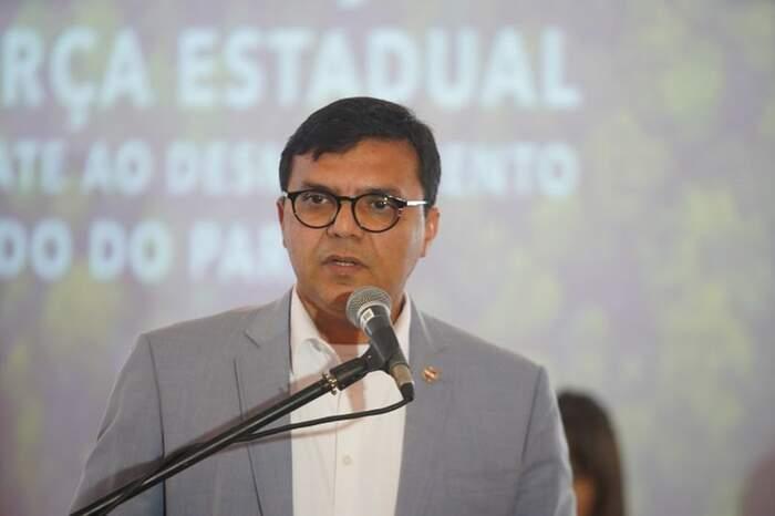 Mauro O' de Almeida, secretário de Estado de Meio Ambiente e Sustentabilidade, explicou as estratégias da Força Estadual.