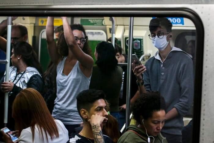 Metrô de São Paulo: Brasil tem dois casos confirmados