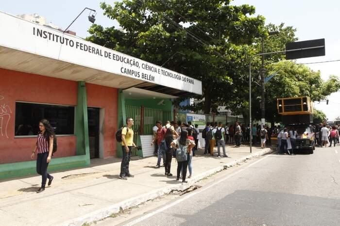 Campus Belém do IFPA: recomendações do MEC contra epidemia