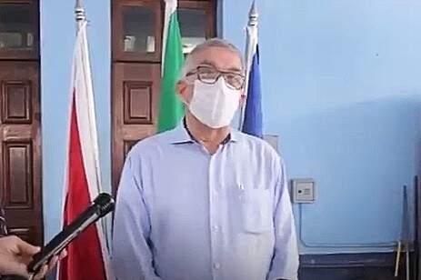 Pedro Coelho Filho, prefeito de Castanhal