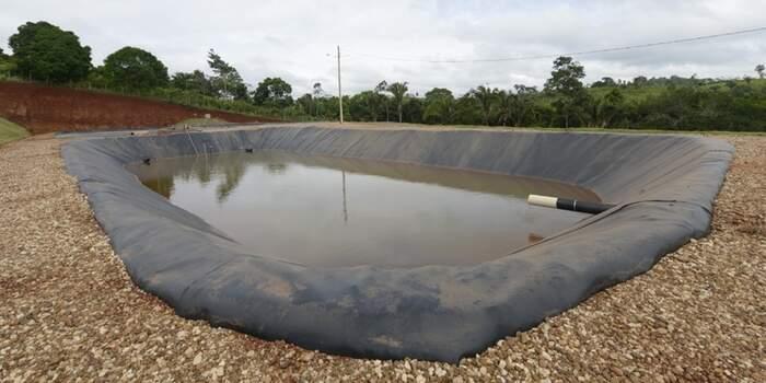 Aterro de Brasil Novo foi construído pela Norte Energia