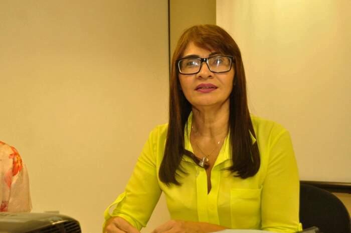 Ierecê Miranda, coordenadora da Central de Transplantes