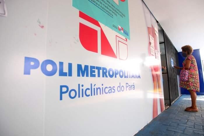 Filas desapareceram na Policlínica Metropolitana