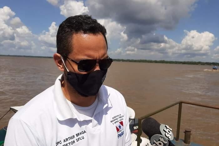 Diretor do Grupamento Fluvial: Polícia Civil vistoriará Combu
