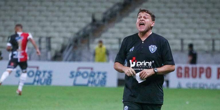 Com 100% de aproveitamento, Leandro Niehues se despede do Paysandu e  desabafa contra Hélio dos Anjos