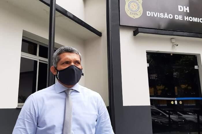 Cláudio Galeno, titular da Divisão de Homicídios da Polícia Civil
