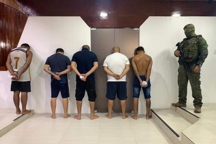 Os membros da facção realizavam atividades ilícitas entre o Pará e o Ceará