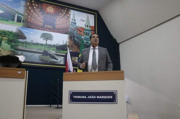 O presidente Zeca Pirão, do MBD, apontou que problemas enfrentados em Belém também são enfrentados no resto do Brasil