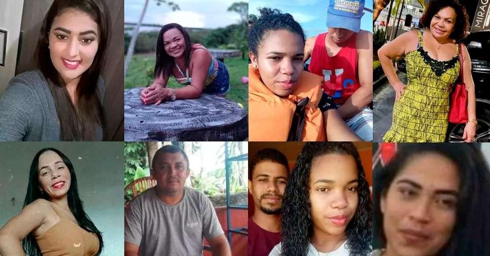 Saiba quem são os brasileiros desaparecidos após o naufrágio de barco que saiu do Amapá