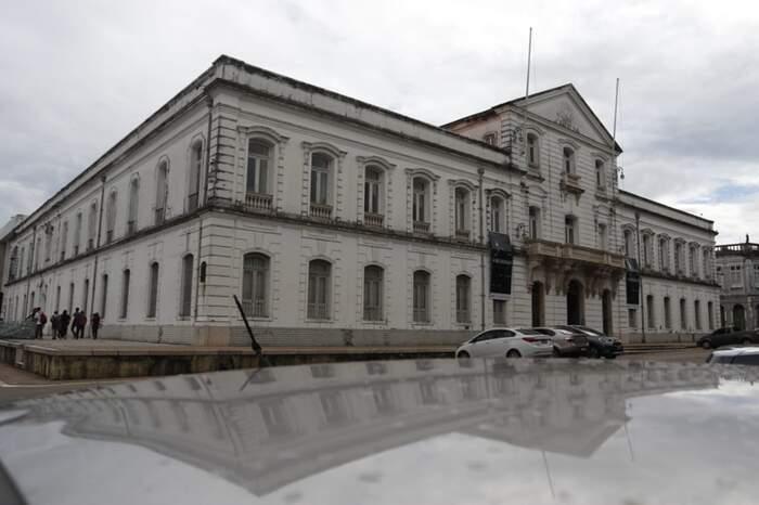 Palácio Lauro Sodré: antiga sede do governo hoje é museu