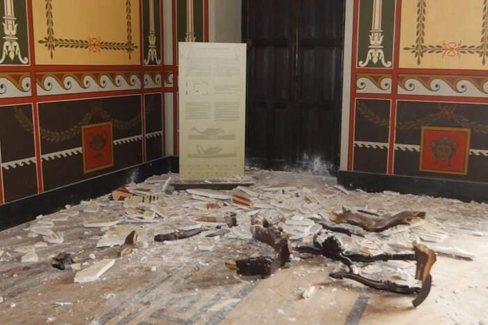 Mesa de assinatura da adesão do Pará à independência foi destruída