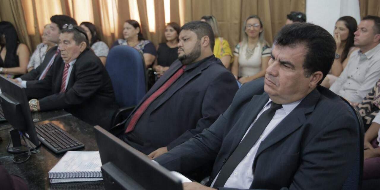Gordo do Aurá foi eleito duas vezes, mas estava sem partido após ser preso no ano passado