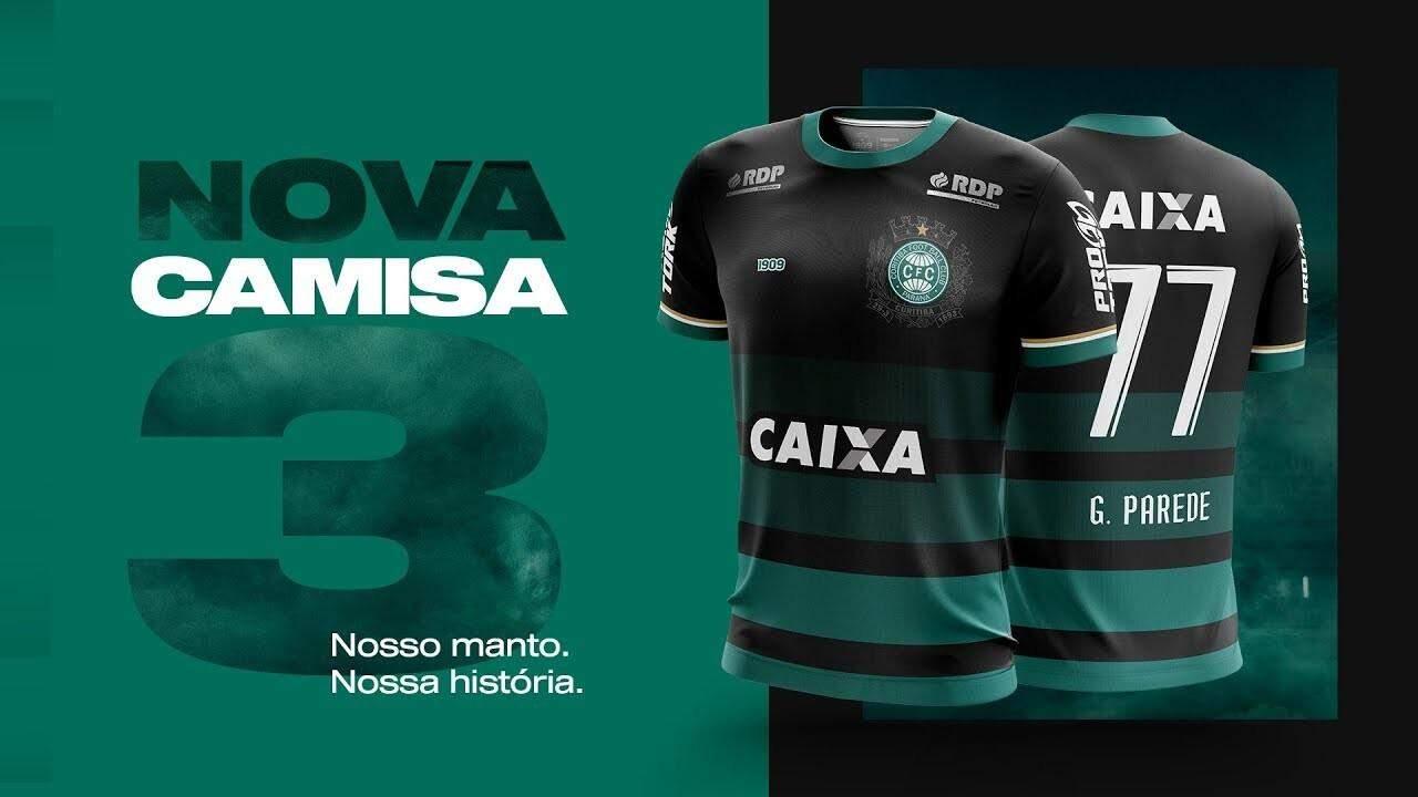 348a8910220 Camisas do Remo e do Paysandu estão entre as mais bonitas do Brasil